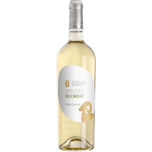 Italië Fosso Corno Pecorino 2019 - Witte wijn