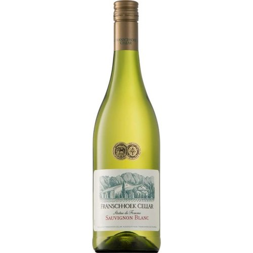 Franschhoek Cellar Franschhoek Cellar Sauvignon Blanc 2018 - Witte wijn