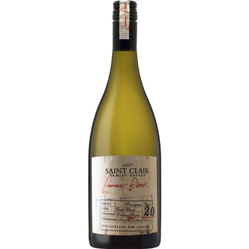 Saint Clair Saint Clair Pioneer Block 20 Sauvignon Blanc 2019 - Witte wijn