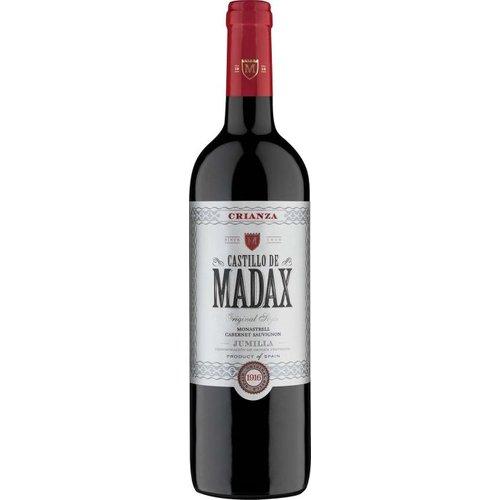 Castillo de Madax Castillo de Madax Crianza Monastrell/Cabernet Sauvignon 2016 - Rode wijn