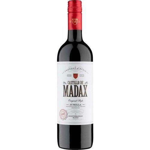 Castillo de Madax Tinto Monastrell/Tempranillo - Rode wijn