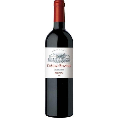 Château Bégadan Château Bégadan 2016 - Rode wijn