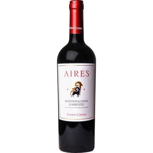 Fosso Corno Fosso Corno Aires 2018 - Rode wijn