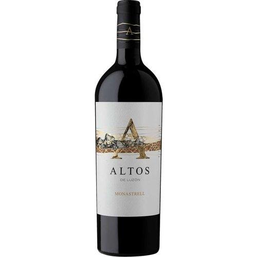 Luzón Altos de Luzón Monastrell - Rode wijn