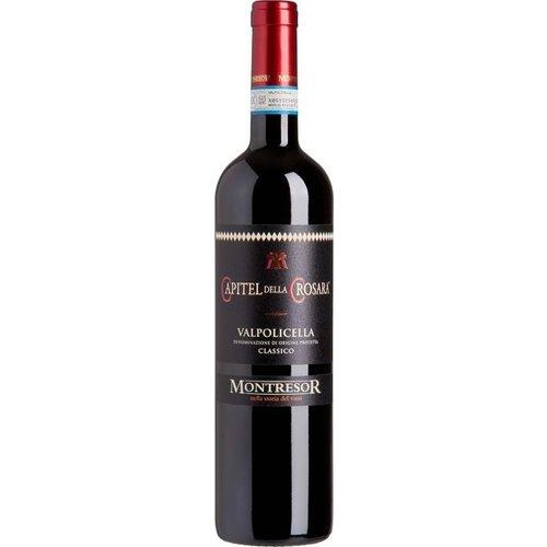 Montresor Valpolicella Classico Capitel della Crosara - Rode wijn