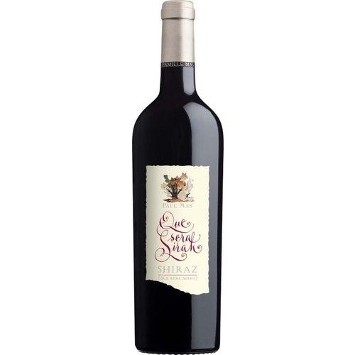 Paul Mas Que Sera Sirah Shiraz - Rode wijn