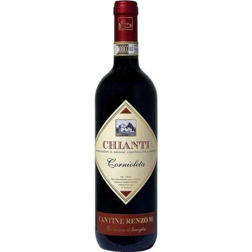 Renzo Masi Chianti  - Rode wijn