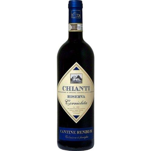 Renzo Masi Chianti Riserva - Rode wijn