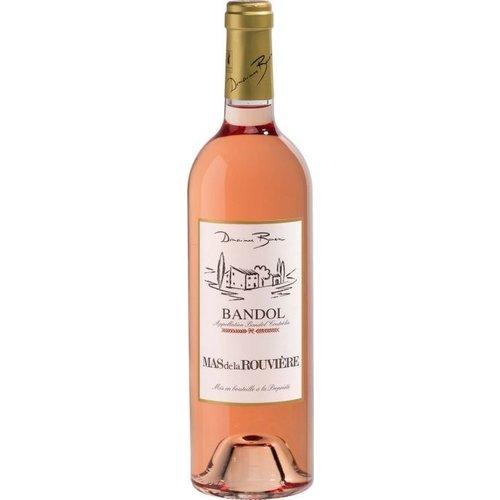 Bunan Bandol Mas de la Rouvière Rosé - Rosé wijn