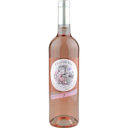Paul Mas Claude Val Rosé - Rosé wijn