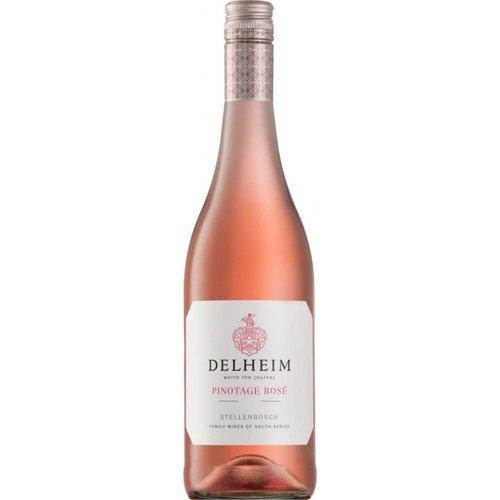 Delheim Pinotage Rosé - Rosé wijn