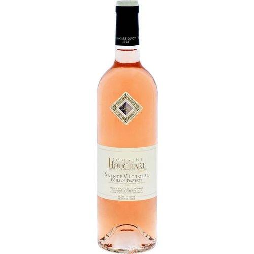 Domaine Houchart Côtes de Provence Sainte-Victoire Rosé - Rosé wijn