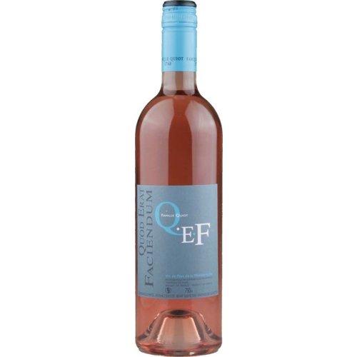 Domaine Houchart Quiot QEF Rosé - Rosé wijn
