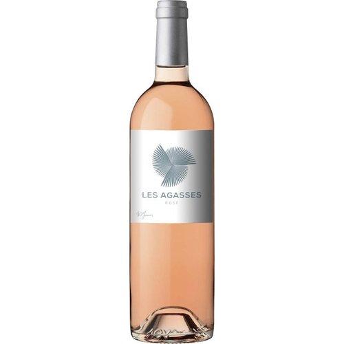 Val Joanis Les Agasses Rosé - Rosé wijn