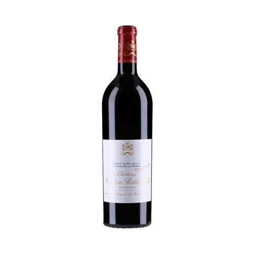 Château Mouton Rothschild Pauillac 1er Grand Cru 2015 - Rode wijn
