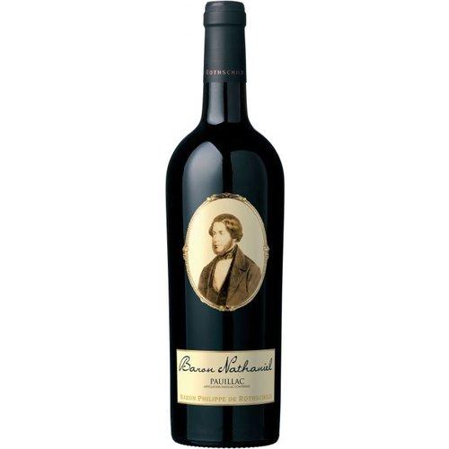 Baron Philippe De Rothschild Baron Nathaniel Pauillac 2015 - Rode wijn