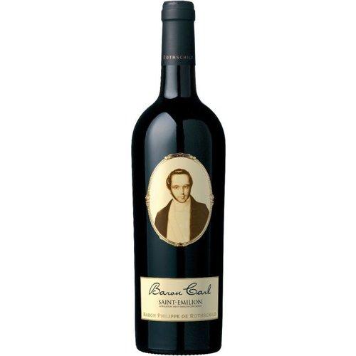 Baron Philippe De Rothschild Baron Carl Saint-Émilion - Rode wijn