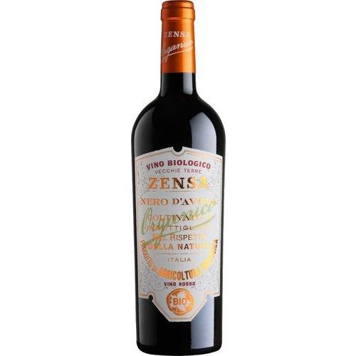 Zensa Nero D'Avola Terre Siciliane IGP Bio - Rode wijn