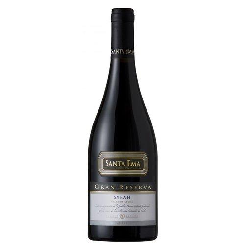 Santa Ema Syrah Gran Reserva Leyda - Rode wijn