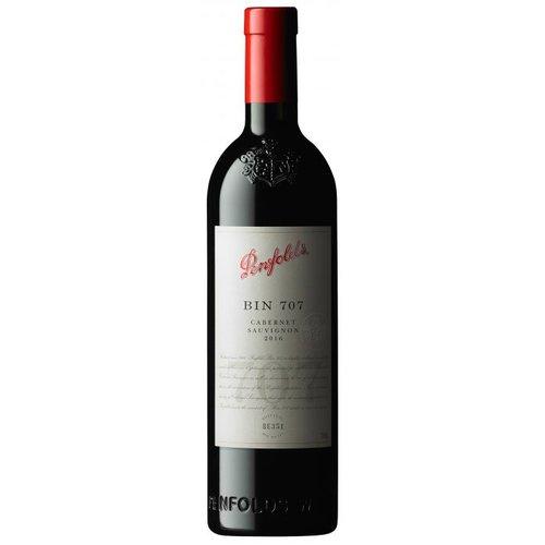 Penfolds Bin 707 Cabernet Sauvignon - Rode wijn