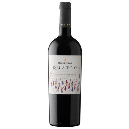 MONTGRAS WINES Quatro Red 2019 - Rode wijn