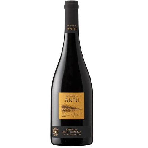 MONTGRAS WINES ANTU Grenache Syrah Carignan - Rode wijn