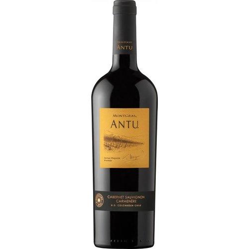 MONTGRAS WINES ANTU Cabernet Sauvignon Carmenère - Rode wijn