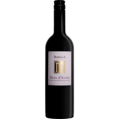 Meridia Nero D'Avola Terre Siciliane IGT 2017 - Rode wijn