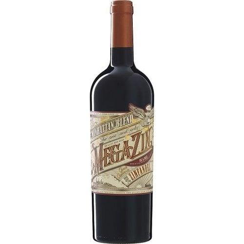 Megazin Zinfandel - Rode wijn