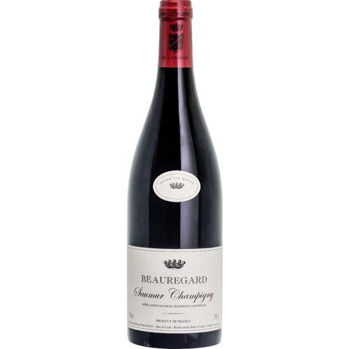 Marc Brédif Saumur Champigny Beauregard Baron Braire AOC - Rode wijn