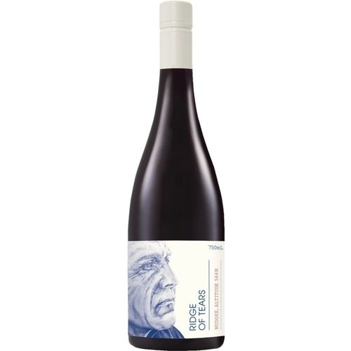 Logan Ridge Of Tears Shiraz - Rode wijn