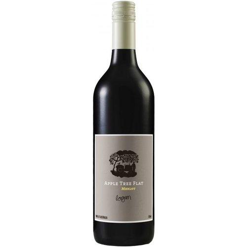 Logan Apple Tree Flat Merlot - Rode wijn