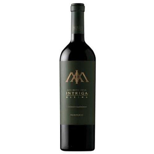 MONTGRAS WINES Intriga Maxima Cabernet Sauvignon - Rode wijn