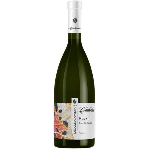 Duca di Salaparuta Calanica Syrah - Rode wijn