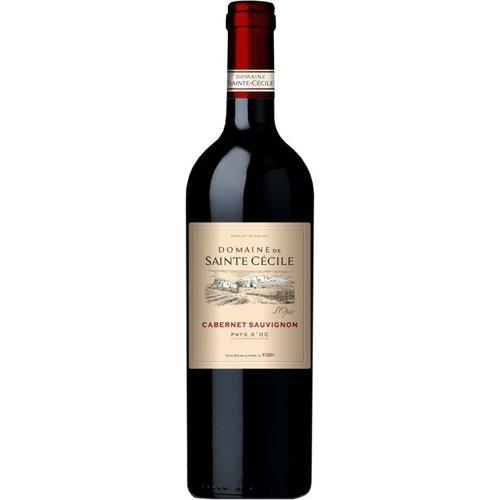 Dom de Sainte Cécile L'Opus Cabernet Sauv 2018 - Rode wijn