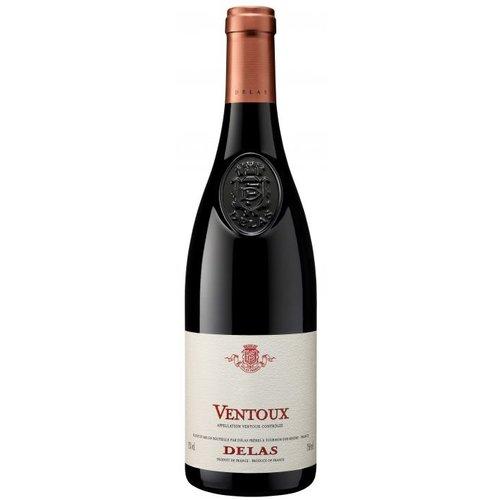 DELAS FRÈRES Ventoux AOC - Rode wijn