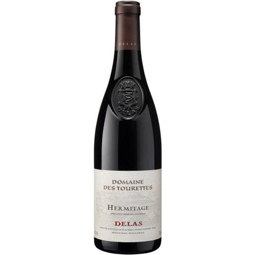 DELAS FRÈRES Hermitage 'Domaine des Tourettes' Rouge AOC - Rode wijn