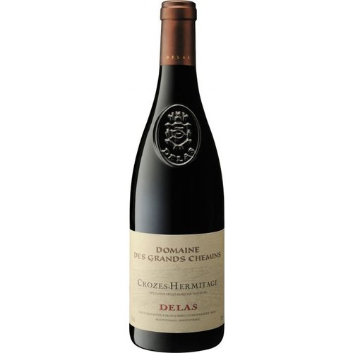 DELAS FRÈRES Delas Crozes-Hermitage 'Domaine Des Grands Chemins' AOC - Rode wijn