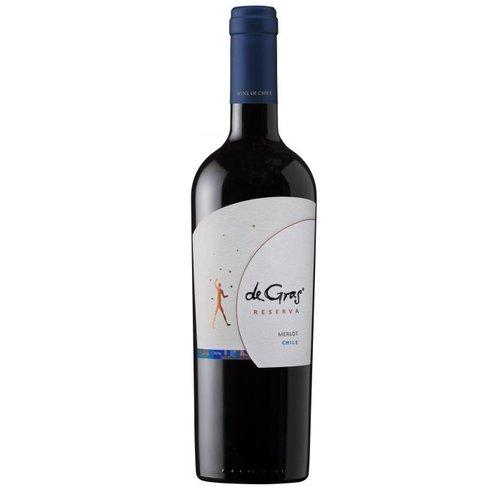 MONTGRAS WINES DeGras Reserva Merlot- Rode wijn