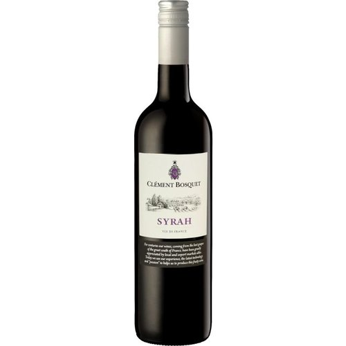 CLÉMENT BOSQUET Syrah 2015 - Rode wijn