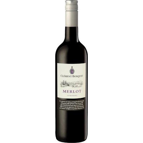CLÉMENT BOSQUET Merlot - Rode wijn