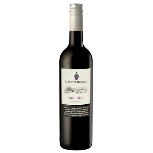 CLÉMENT BOSQUET Malbec - Rode wijn