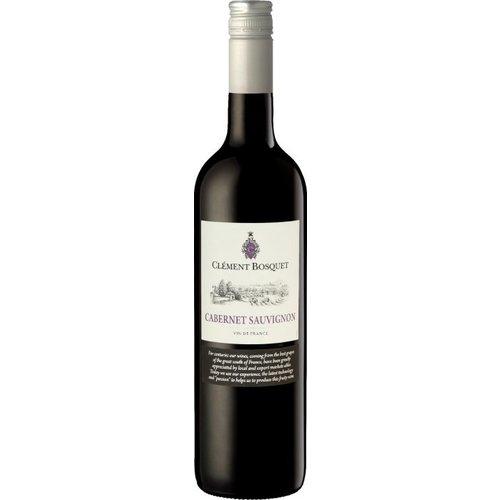 CLÉMENT BOSQUET Cabernet Sauvignon - Rode wijn