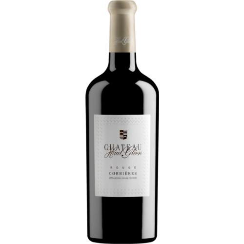CHATEAU HAUT GLEON Corbieres rouge 2015 - Rode wijn