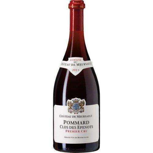 """CHATEAU DE MEURSAULT Pommard """"Clos des Epenots"""" 2015 - Rode wijn"""