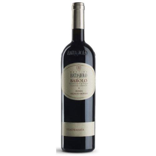 """Beni di Batasiolo Barolo """"Bussia Vigneto Bofani"""" 2010  - Rode wijn"""