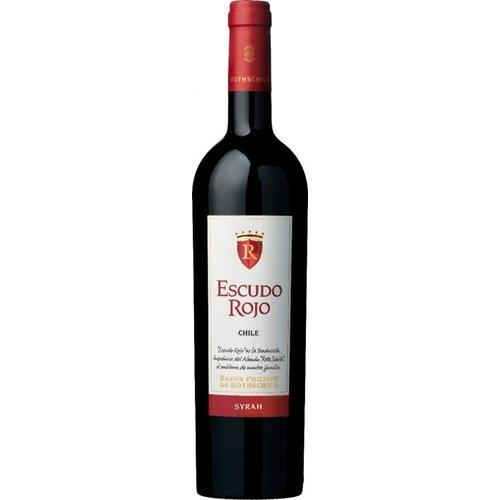 Baron Philippe De Rothschild Escudo Syrah Valle Del Maipo - Rode wijn