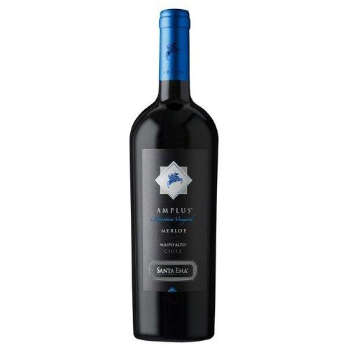 Santa Ema Amplus Merlot Maipo Alto - Rode wijn