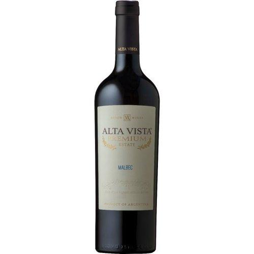 Alta Vista Estate Premium Malbec - Rode wijn
