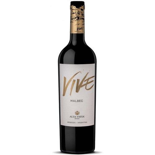 Alta Vista Classic Vive Malbec - Rode wijn